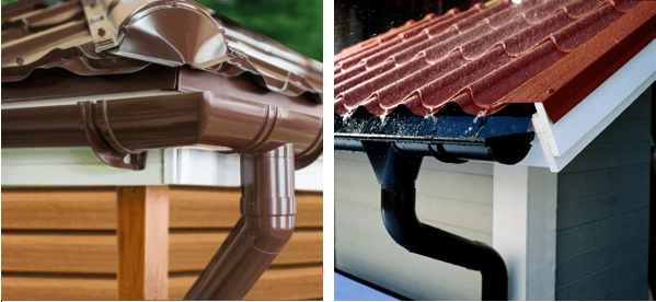 Пластиковые или металлические водосточные системы - какую выбрать?